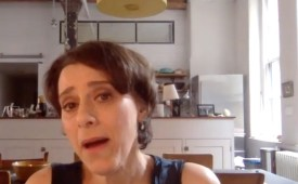 Judy Kuhn at Stars in the House