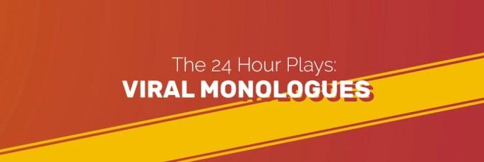Viral monologues logo