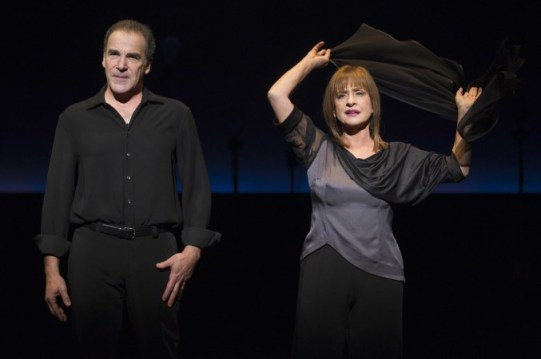 An Evening with Patti LuPone and Mandy Patinkin 2011