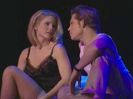 Kelli O'Hara in Sweet Smell of Success
