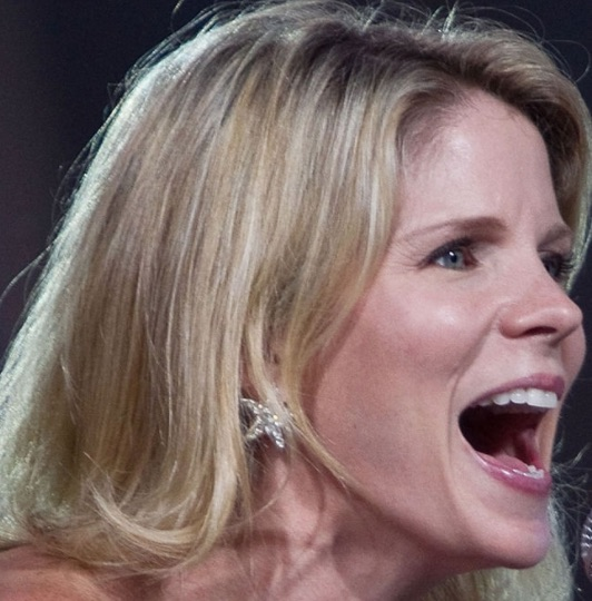 Kelli O'Hara singing A Cockeyed Optimist from South Pacific: I have heard people rant and rave and bellow That we're done and we might as well be dead, But I'm only a cockeyed optimist And I can't get it into my head. I hear the human race Is fallin' on its face And hasn't very far to go, But ev'ry whippoorwill Is sellin' me a bill, And tellin' me it just ain't so. I could say life is just a bowl of Jello And appear more intelligent and smart, But I'm stuck like a dope With a thing called hope, And I can't get it out of my heart!