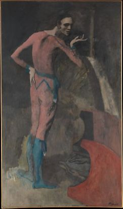 The Actor by Pablo Picasso, 1904-05