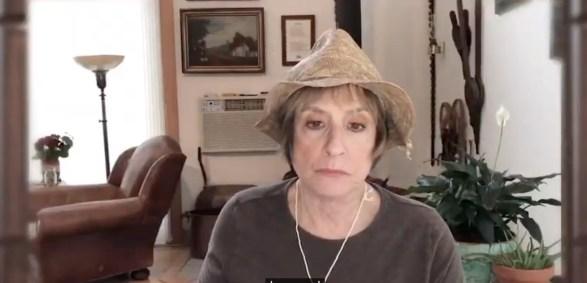 Patti LuPone in November