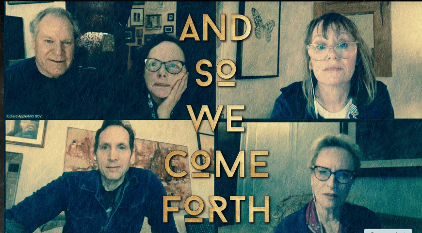 And So We Come Forth