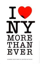 I Love NY after 911