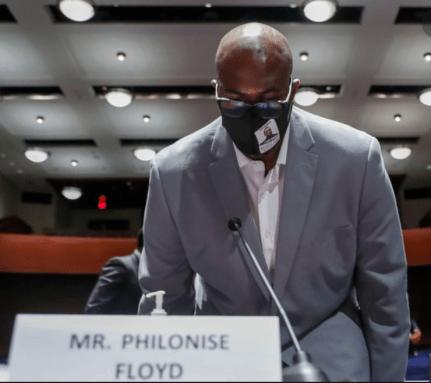 Philonise Floyd 2