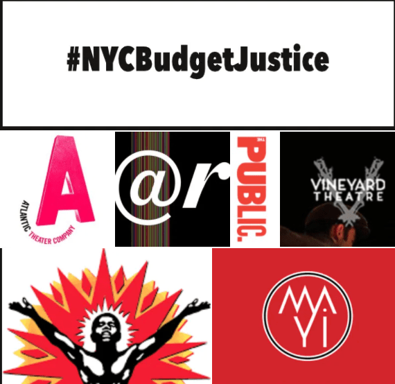 Theaters for Budget Justice