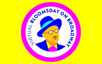 Virtual Bloomsday on Broadway