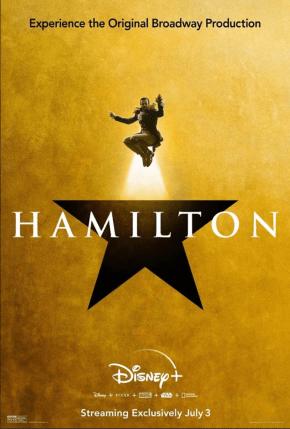 Hamilton Disney poster