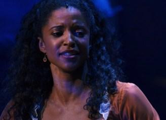 Hamilton Online. Renee Goldsberry as Angelica