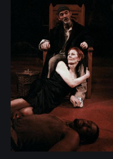 Antony and Cleopatra w: Vanessa Redgrave 1