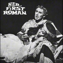 Uggams portrayed Cleopatra opposite Richard Kiley in this little-known 1968 musical by Ervin M Drake based on Shaw's Caesar and Cleopatra