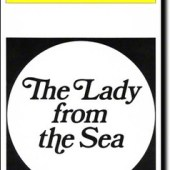 Lady from the Sea playbill