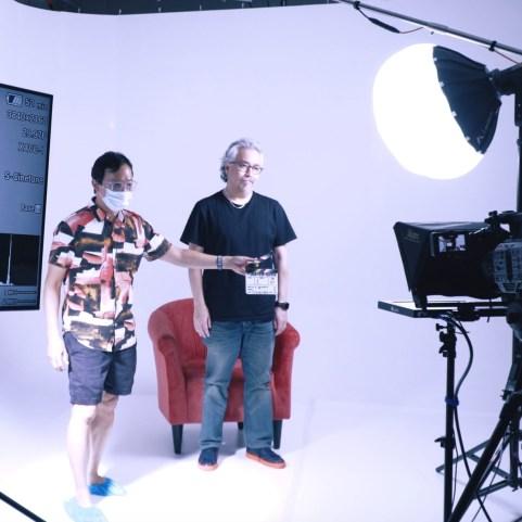 Ma-Yi Theater's new digital studio