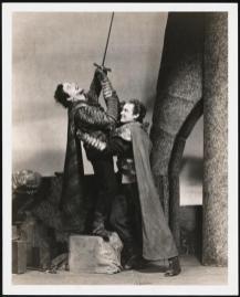 Maurice Evans in Macbeth, 1941