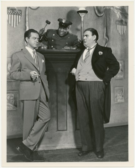 Beggar's Holiday 1946 Alfred Drake, Rollin Smith, and Zero Mostel