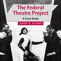 Federal Theatre study book cover