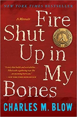 Fire Shut up in My Bones book cover