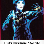 C is for Chita Rivera