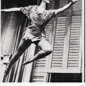 M is for Mary Martin