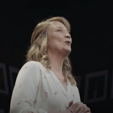 Heidi Schreck in trailer for What The Constitution Means to Me