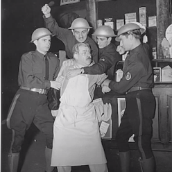 It Can't Happen Here, 1936 production