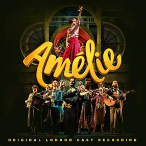 Amelie album UK