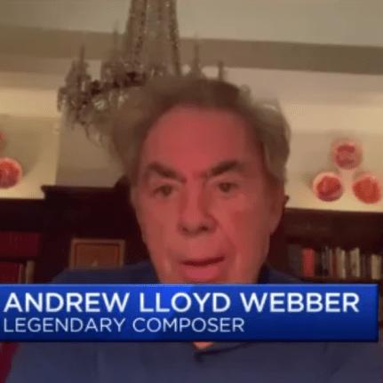 Andrew Lloyd Webber legendary composer 2