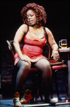 Lillias White, Tony winner for The Life, 1997