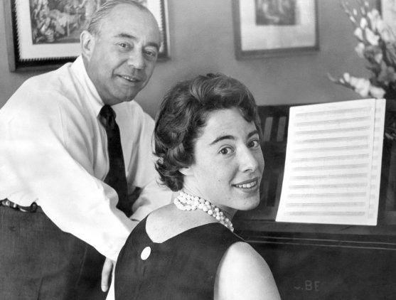 Richard Rodgers and Mary Rodgers