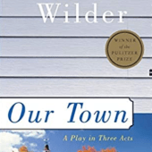 our town book cover