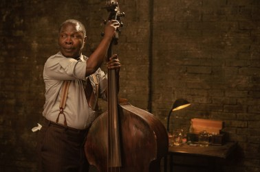 "Michael Potts as bass player ""Slow Drag"")"