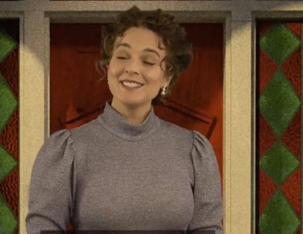 Melissa Errico (as Anna Smith),