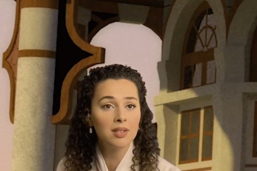 Shereen Ahmed (as Esther Smith),