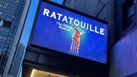 Ratatouille the marquee