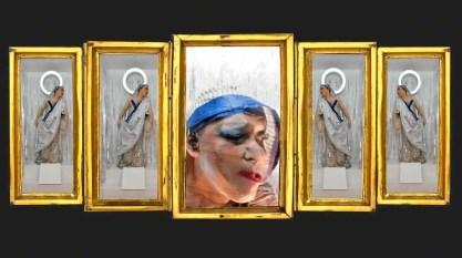 Sacred Face 3