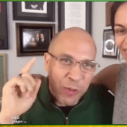 """""""We're still a nation with too much inequality...We need to take back the Senate"""" - Senator Cory Booker with girlfriend Rosario Dawson"""