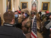 rioters who stormed the Capitol on Wednesday, January 6, 2021