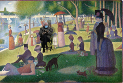 Sunday in the Park with George via @laurjbrown
