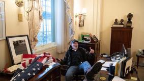 in Speaker Nancy Pelosi's office
