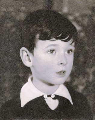 """""""I suppose I've spent a large part of my life trying to sort that out,"""" Nichols said of his early childhood. Berlin, circa 1936."""