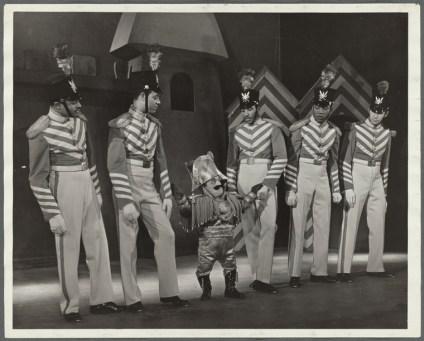 Pinocchio, 1938