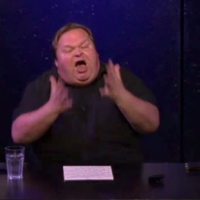 Mike Daisey pandemic monologue 2