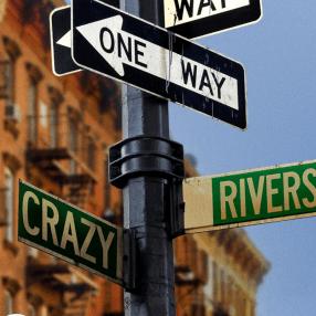 Between Riverside and Crazy logo
