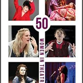 50 Women in Theater book cover