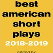 Best American short plays 2018 2019 cover