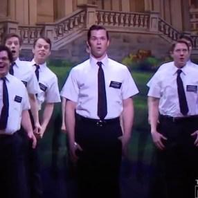 Book of Mormon UK