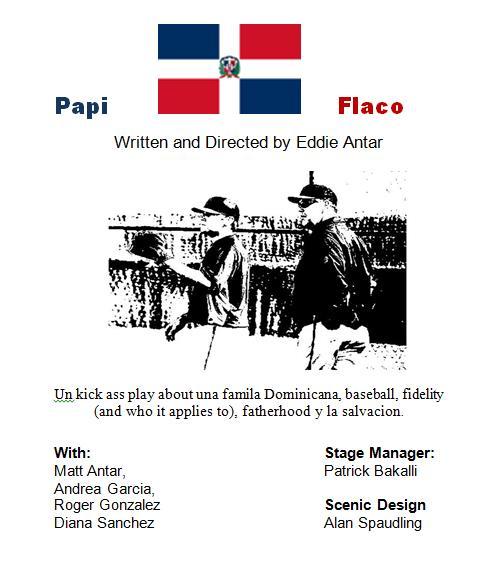Papi-Flaco Poster