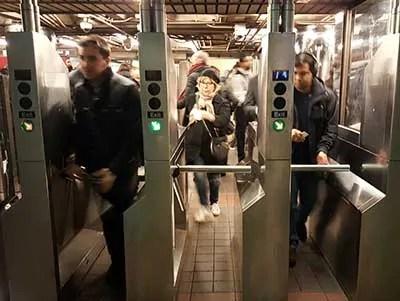 tornelli metro new york