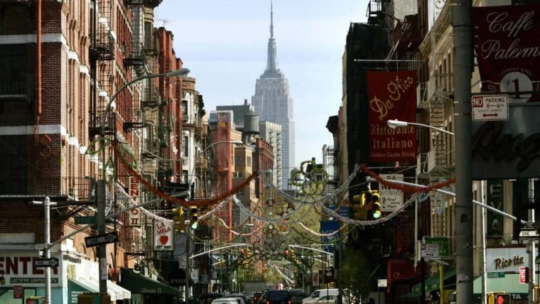 quartieri di manhattan little italy